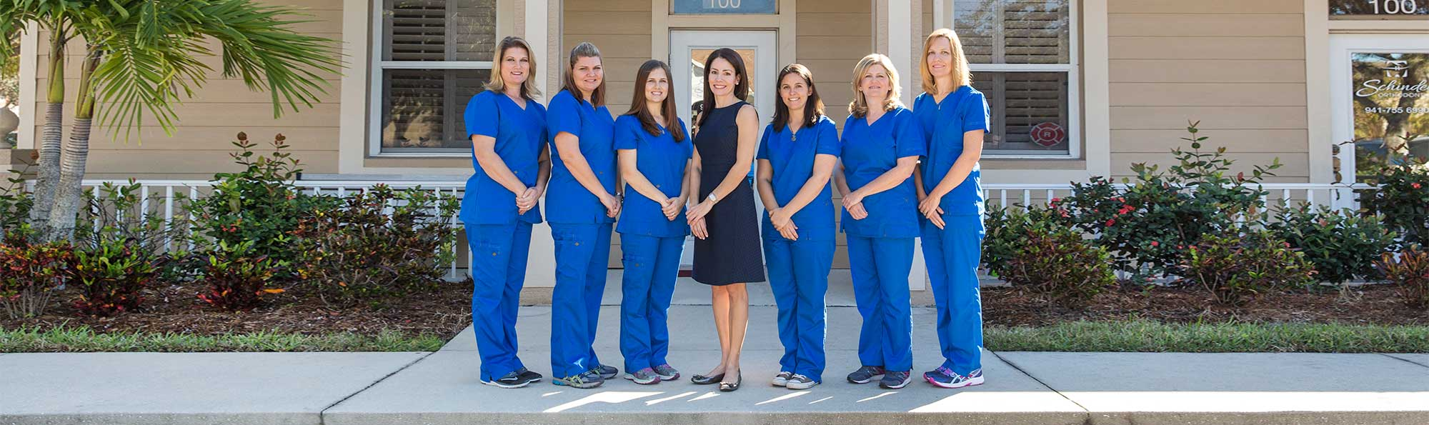 schindel orthodontics staff photo